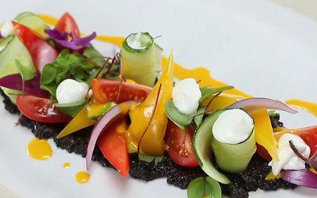 Вкусные салаты от шеф поваров