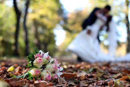Свадебный танец жениха и невесты