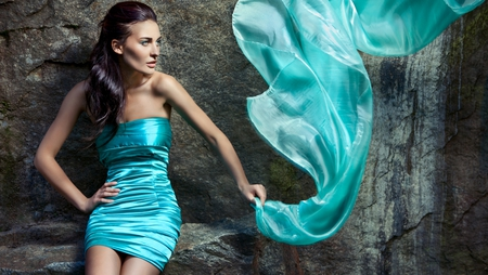 Модный Приговор — Модный совет — Голубой цвет  тренд осеннего сезона fe58d1402b0