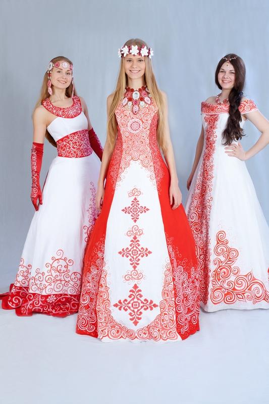 Славянские Свадебные Костюмы