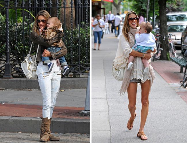 Модная Одежда Для Молодых Мам