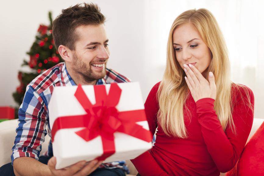Что обозначает подарок парню