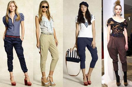 b55f397b8844 Самые модные брюки осень-зима 2012-2013 – укороченные. Они могут быть  узкими или широкими это не важно, главное – длина! Наступающий сезон  примечателен ...